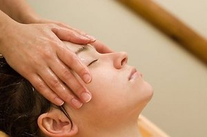 Indian Head Massage. Head massage