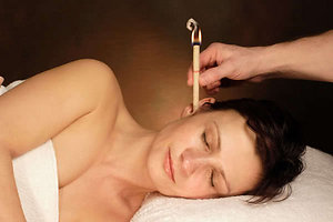 Reiki and Hopi Ear Candles. Hopi